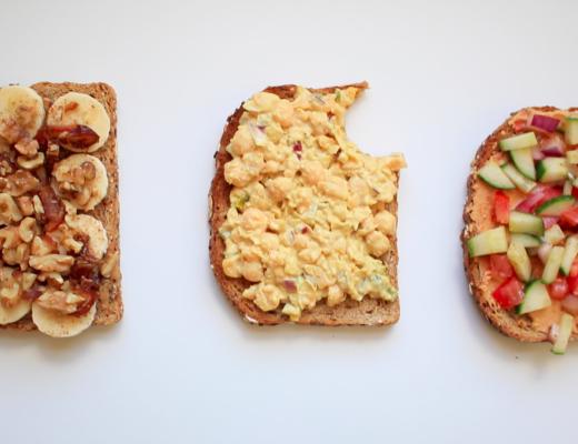 3 Toasts
